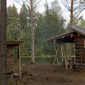 Nisse Schmidt, Lägerplatser i Älvdalens kommun