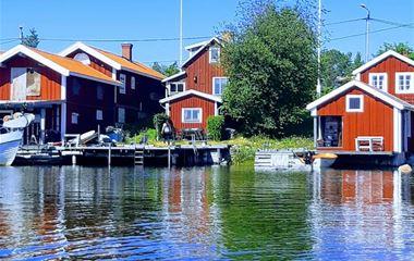 Charmig stuga i Hudiksvalls skärgård