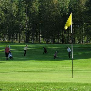 Golfbyn Ställplatser