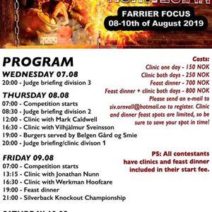 Norwegian farrier focus