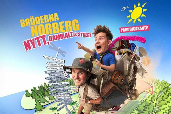 Bröderna Norberg på turné