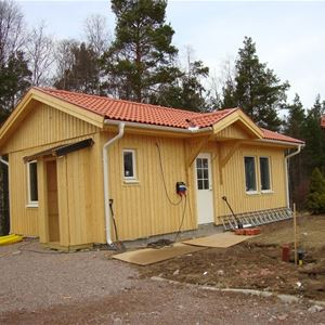 Vasaloppet Sommar. Privat stuga M537, Östnor, Mora