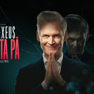 © Copy: https://www.facebook.com/henrikfexeus, Henrik Fexeus är att lita på