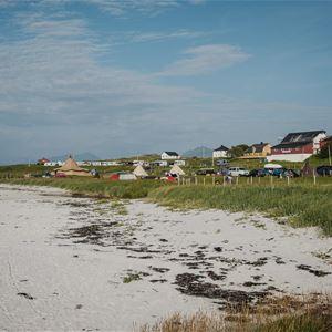 © Hov Camping, Hov Gård, The beach next to Hov Camping