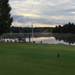 Ställplats vid Mora golfbana