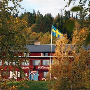 STF Vålådalen Fjällstation