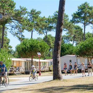 Camping Médoc-Plage