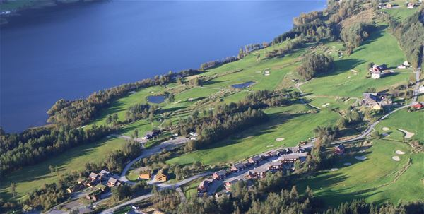 Motorhome Parking - Voss Golf and Country Club