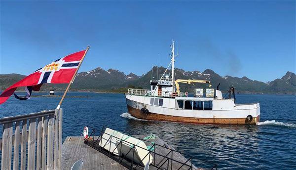 Risvær Brygger,  © Risvær Brygger, Mulighet for fisketur