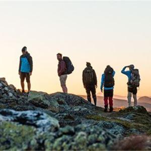 Guidebyrån Tänndalen - Vandra med guide, Fredagar