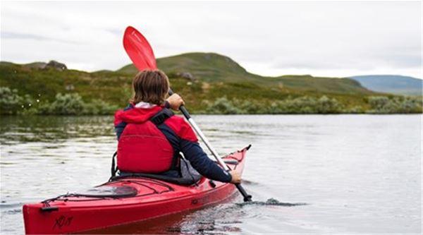 Guidebyrån Tänndalen - Paddling med guide