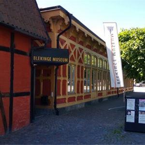 Experience the Blekinge Museum's World Heritage tivoli this summer