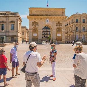 Montpellier de places en placettes