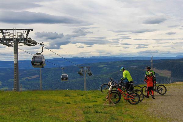 Sesongåpning Hafjell Bike Park