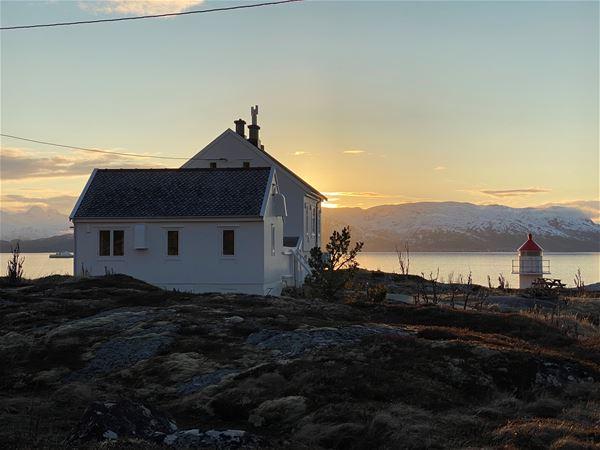 Overnatt på Barøy Fyr