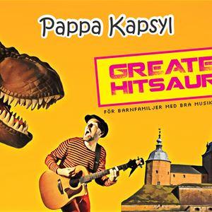 Pappa Kapsyl på Kalmar slott