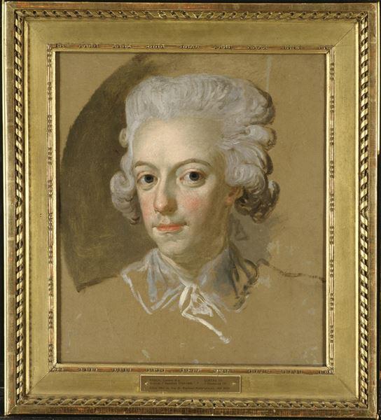 © Foto Nationalmuseum Orientation: 1, 18th century - Sweden and Europe, National Museum Jamtli