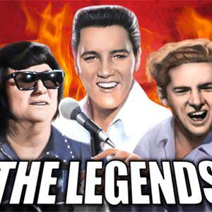 Konsert: The Legends - Movie & TV Special