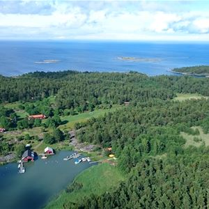 Rävstens holiday village, Öregrund and Gräsö archipelago