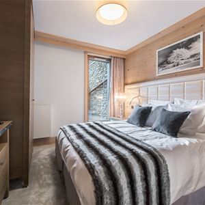3 rooms 4 people / CARRE BLANC 112 (Mountain of Dream)