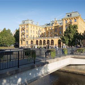 Albin Bogren,  © Gävle kommun, Elite Grand Hotel