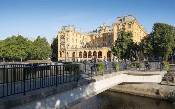 Albin Bogren,  © Gävle kommun, Elite Grand Hotel Gävle