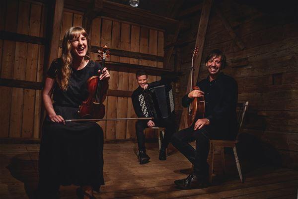 Sommarstudion: Trio Wolski