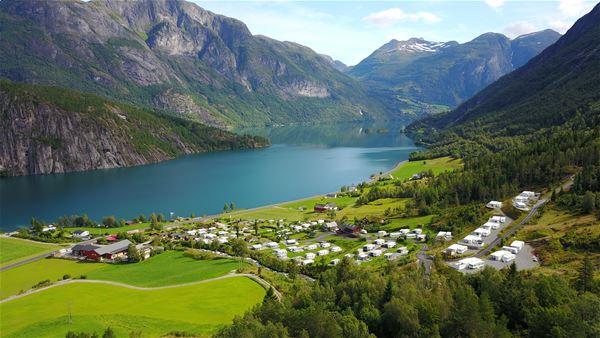 Strynsvatn Camping (campingplass)