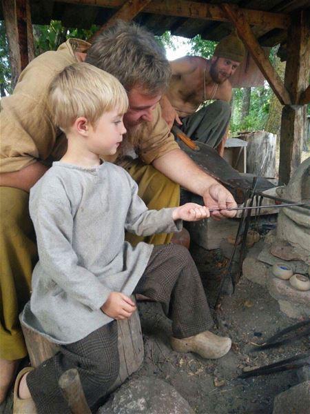 Barnens Arkeologidag