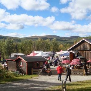 Höstmarknad Tänndalen