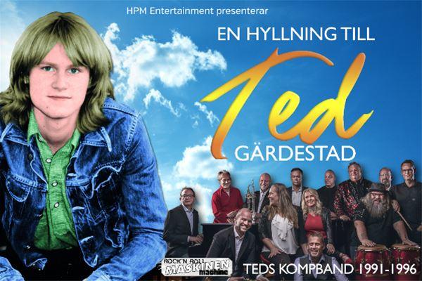 En Hyllning Till Ted Gärdestad