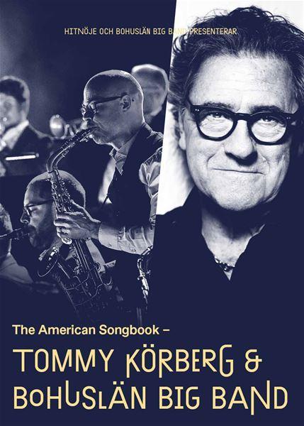 Tommy Körberg och Bohuslän Big Band - The American Songbook