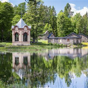 Thomas Ärlemo,  © Föreningen Hyttan, Axmar bruk