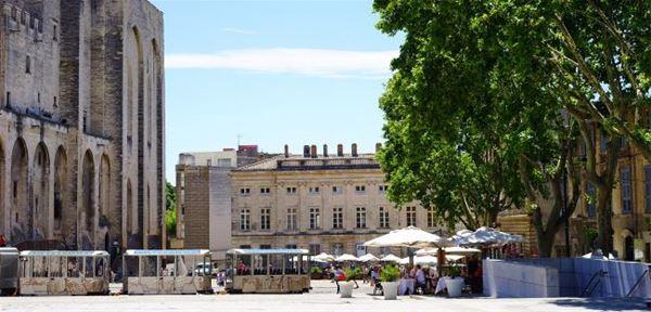 Avignon & Le Palais des Papes - A la Française ! Provence