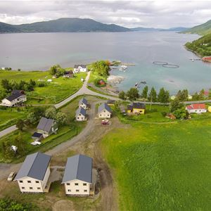 © Jæger Adventure Camp, Dronefoto av Jæger Adventure Camp