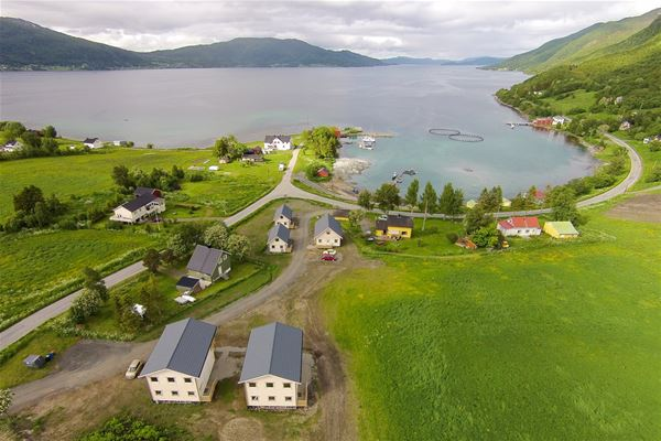 © Jæger Adventure Camp, Drone photo of Jæger Adventure Camp