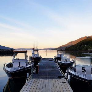 © Jæger Adventure Camp, Flytebrygge