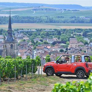 L'expérience Prestige depuis Reims