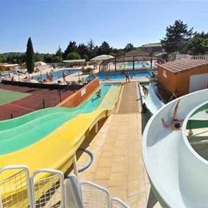 Camping en Ardèche avec piscine adaptée