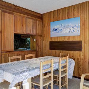 3 pièces 6 personnes / RESIDENCE JARDIN ALPIN 209B (Montagne) / Séjour Sérénité