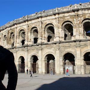 Roman sites & Historical places - A la Française ! Provence