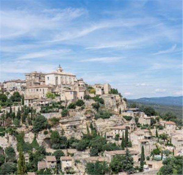 Discover villages in Luberon - A la Française ! Provence