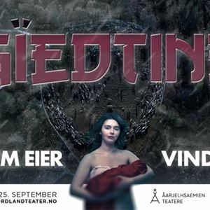 Gïedtine - who owns the wind?  Nordland Theater