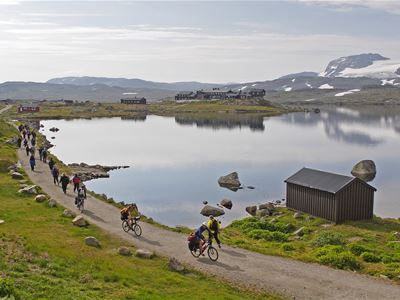 Rallarvegen Pakke med Bardøla Høyfjellshotell