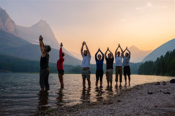 Heldagsretreat:  Mindfulness och måla - mindfulness meditation, yoga & skapande.