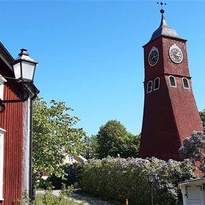 Visning av Öregrunds hembygdsgård