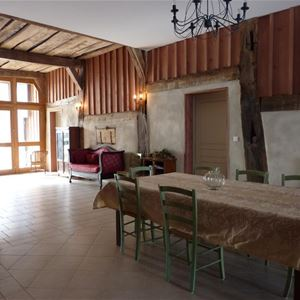 Gîte à Mirebel (Jura) - Adapté PMR
