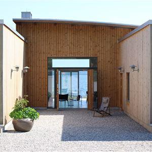 Nordanstigs Turistbyrå,  © Nordanstigs turistbyrå, Entré