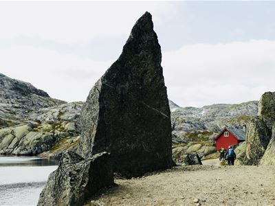 Rallarvegen Package with Highland Lodge