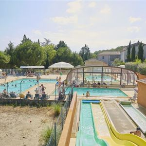 Hôtel en Ardèche avec piscine adaptée